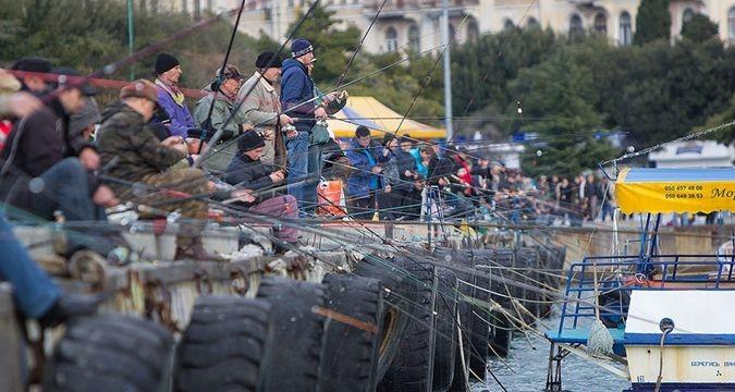 рыбаки, рыболовы