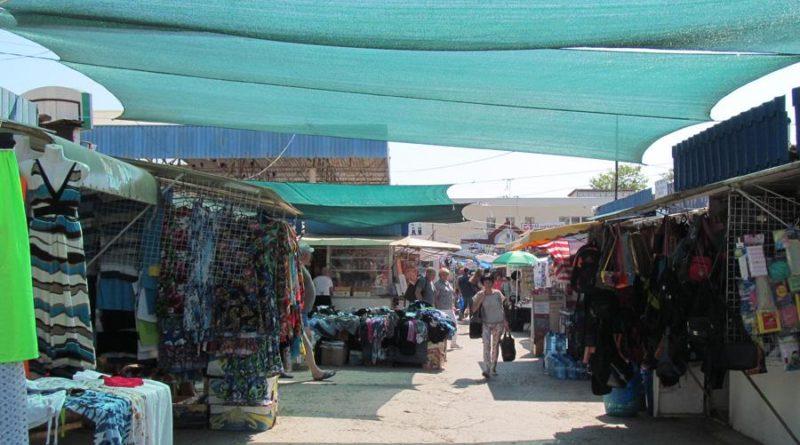 Сталинградский рынок