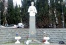 В Севастополе возложили цветы к памятнику Лесе Украинке