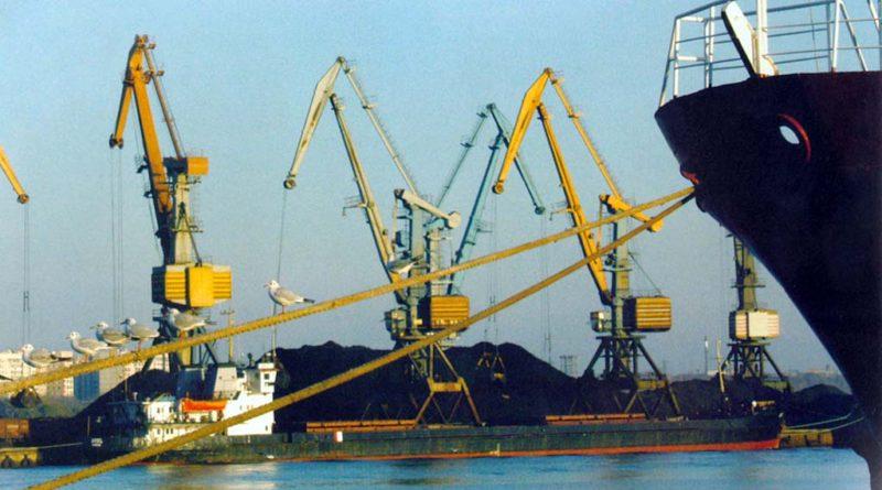 херсонский морской торговый порт