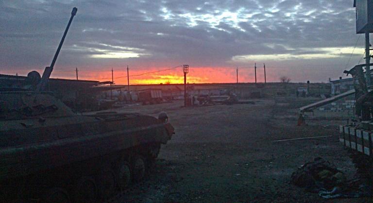 закат ато танк