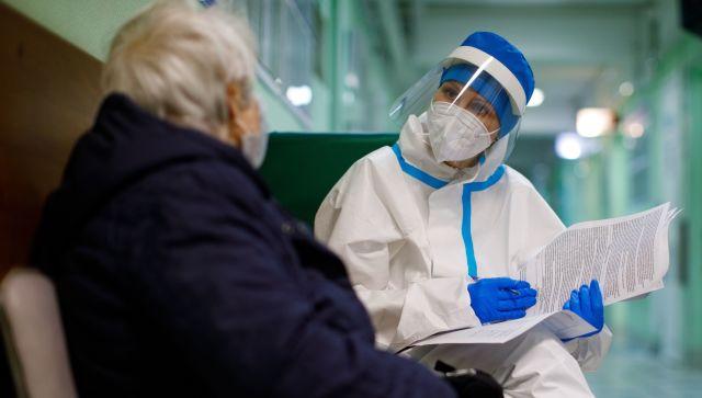 🚑 Очаги в Крыму, студенты на удаленке, локдаун в Севастополе и вакцинация врачей. Ковидные новости полуострова 22-28 ноября