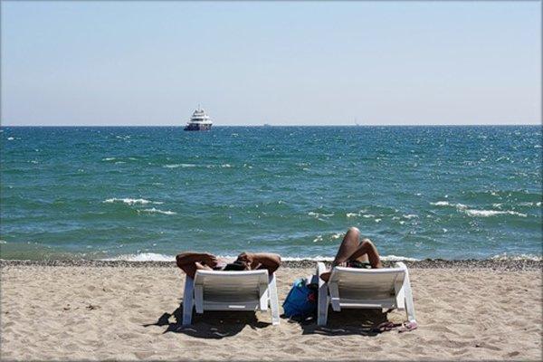 туризм, море, пляж