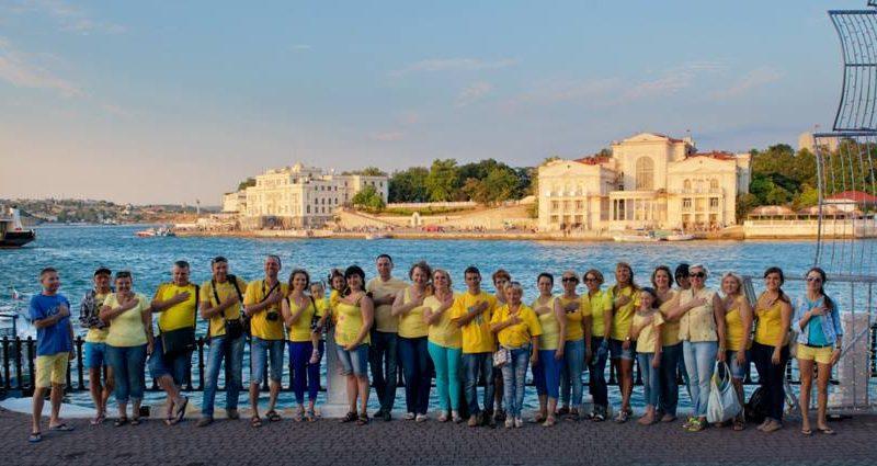 украинцы Севастополя