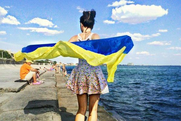флаг, Крым
