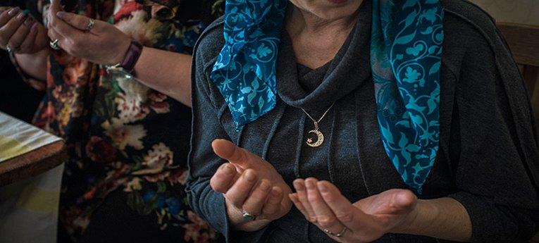 дуа, молитва, мусульмане