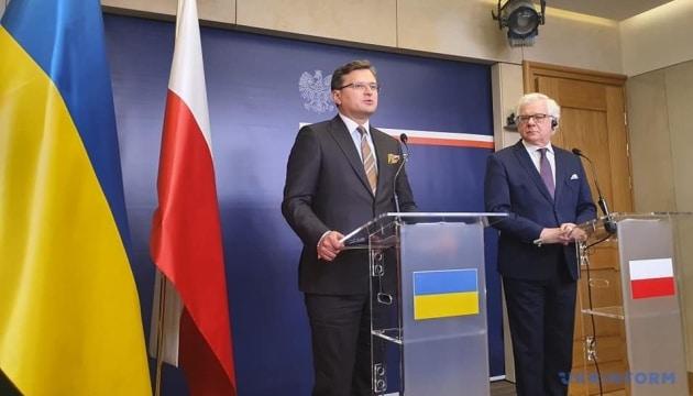 Украина позвала Польшу освобождать Крым вместе