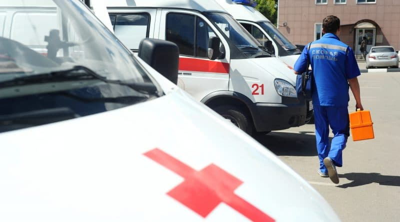😲Медики Евпатории и Керчи жалуются на плохие условия труда