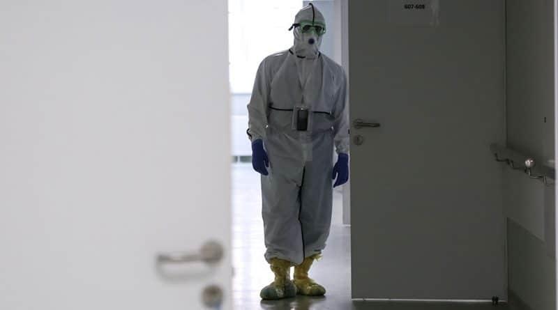 🚑 Нехватка коек и врачей, рост смертности от ковида и начало работы школ в Севастополе. Крым 8-14 ноября