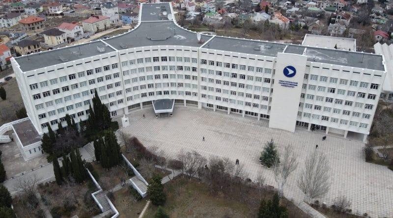 Украина ввела санкции против российского университета в Севастополе