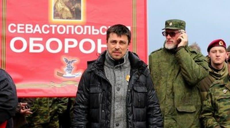 Чехия задержала участника захвата Крыма Александра Франчетти