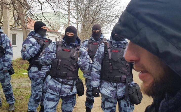 обыски в крыму силовики аресты задержания 27.03.2019