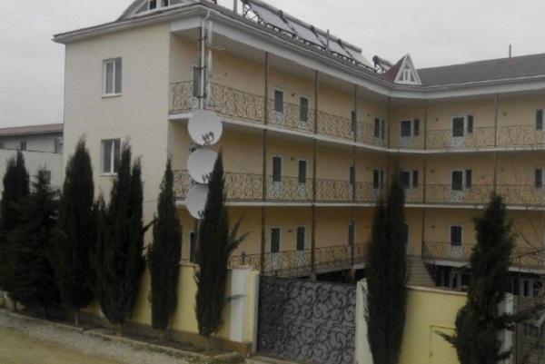 самострои крымских татар в Судаке