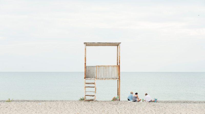 фефилова пляж
