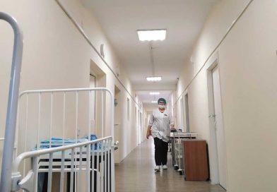 В инфекционке Севастополя нет свободных мест